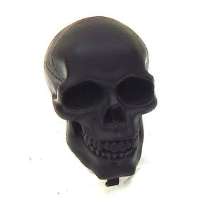 GASOLINE GLAMOUR Jewelry - GASOLINE GLAMOUR SKULL VOODOO RING